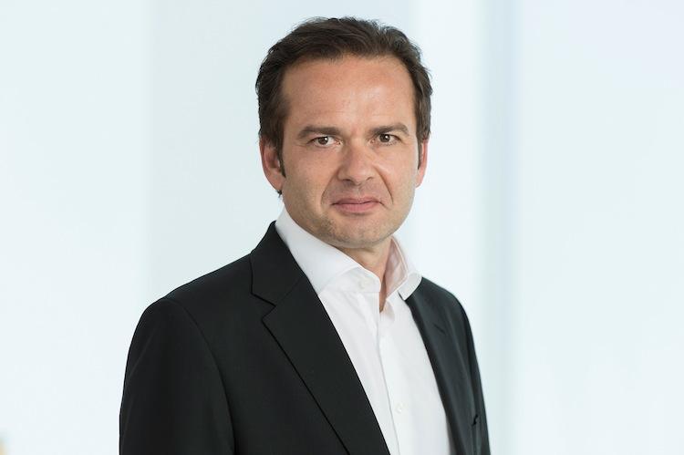 Franz Bergmueller in Neue Police von W&W-Digitalmarke Adam Riese