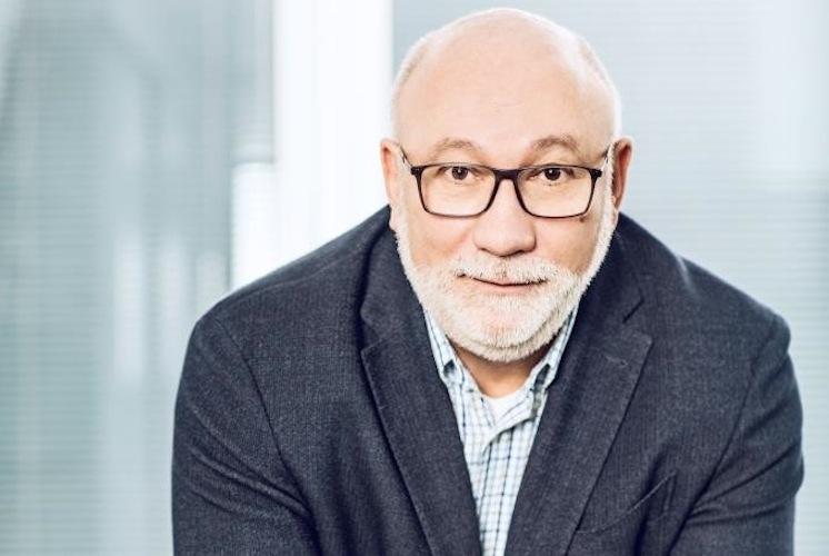 Walter Capellmann DELA in Dela startet in Deutschland