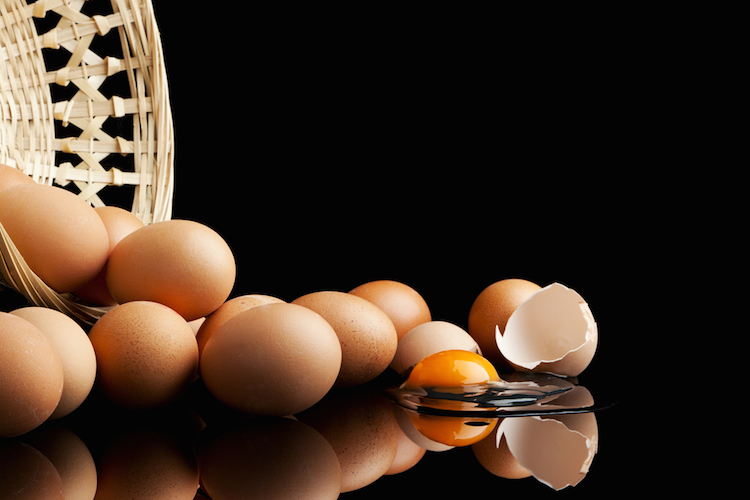 Diversifikation-eier-kaputt-korb-dont-put-all-your-eggs-in-one-basket-shutterstock 79278931 in Die drei Fehler der ETF-Anlage
