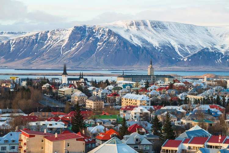 Island-reykjavik-shutt 398496772 in Preisanstieg bei Wohnimmobilien: Europäische Länder auf vorderen Plätzen
