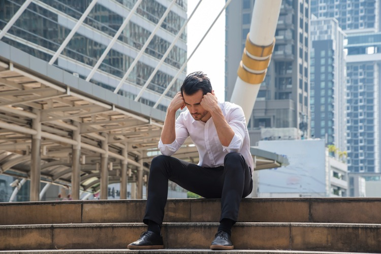 Shutterstock 1056481370 in Psyche ist Hauptursache für Berufsunfähigkeit