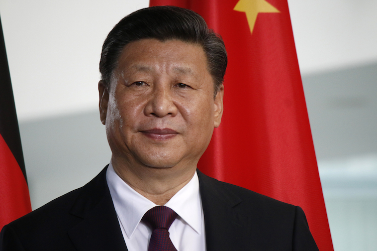 Xi-jinping-china-shutterstock 677148799 in Milliardenkredite an Afrika