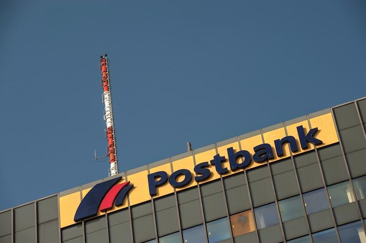 65441811 in Deutsche Bank integriert Postbank Ende Mai