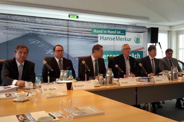 HM BPK Bearbeitet in BPK 2017: HanseMerkur legt deutlich zu