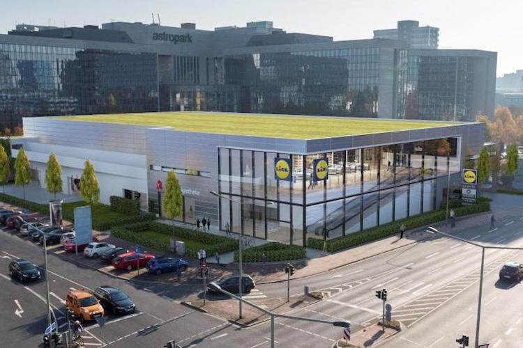 Wohnungsnot: Platzmangel lässt Supermärkte kreativ werden