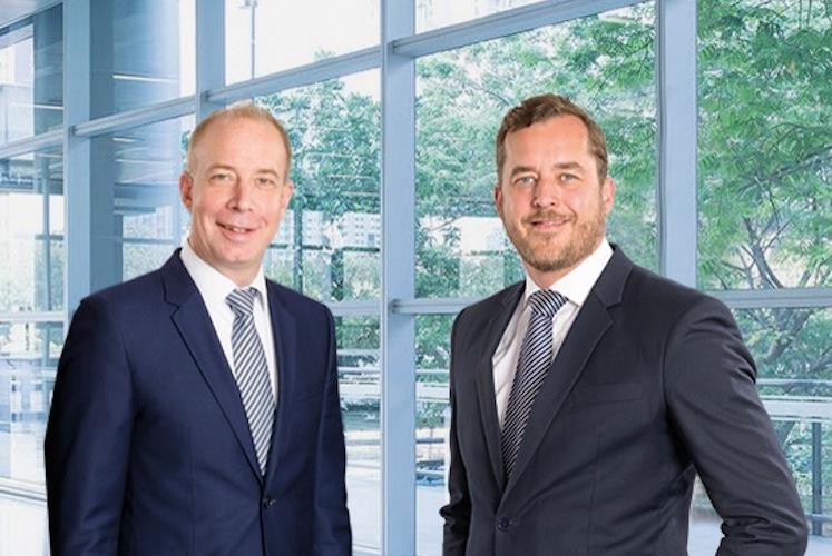 Peer Reichelt Und Christian Hammer in Netfonds wächst weiter