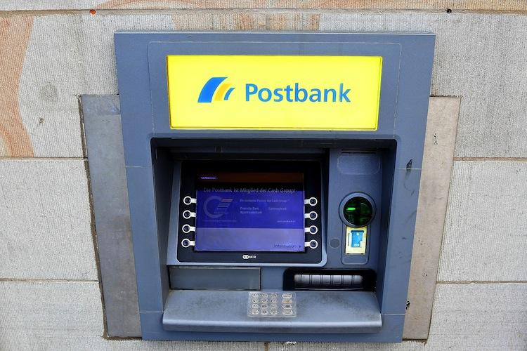 104032986 in Postbank schließt bis Ende 2018 mehr als 100 Filialen