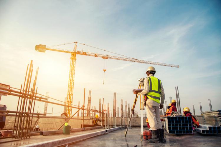 Baubranche: Konjunktur im März wieder stärker