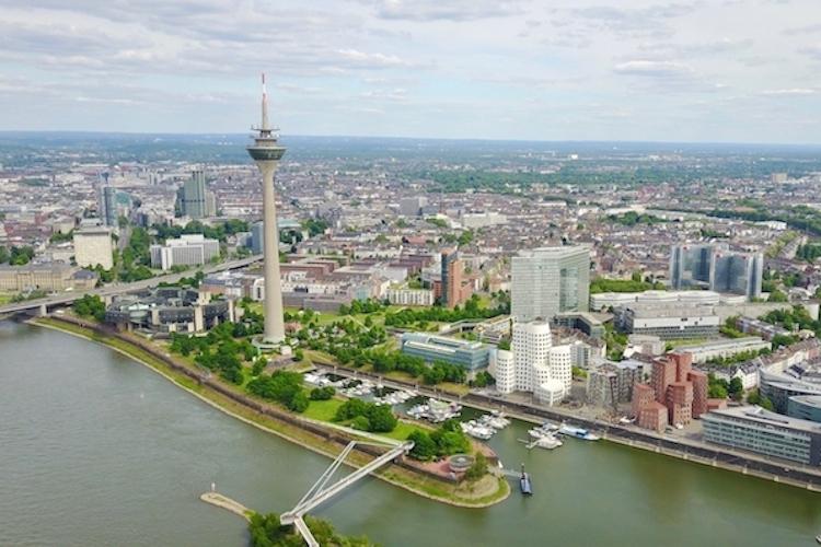 Ddorf-1 in Wohnimmobilienpreise in der Rheinschiene steigen weiter