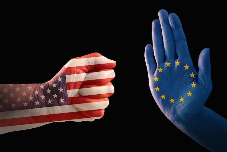 USEU in Handelskonflikt: Ifo-Institut fordert klare Kante von der EU