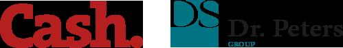 Logo Cash Peters in Umfrage Sachwertanlagen