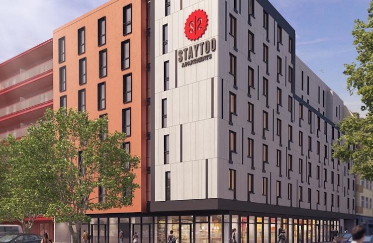 Staytoo in Staytoo eröffnet erstes Apartmenthaus in Berlin