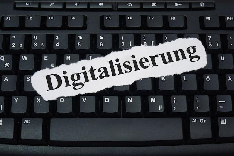 100810412 in Ein Drittel der deutschen Firmen sind digitale Nachzügler