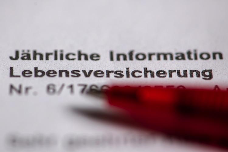 105566258 in BGH urteilt am 27. Juni zu Einschnitten bei der Lebensversicherung