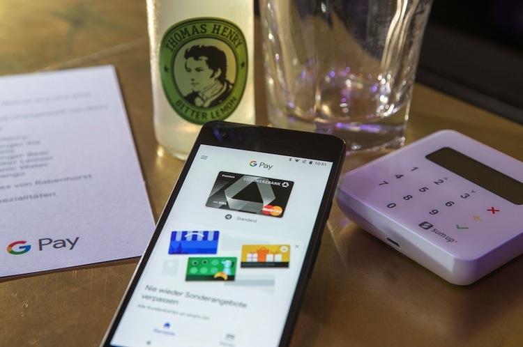 105992209 in Google startet mobilen Bezahldienst in Deutschland