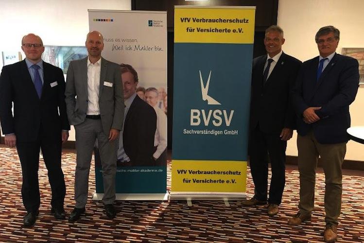DMA Und BVSV in Neue Kooperation bei Sachverständigen-Weiterbildung