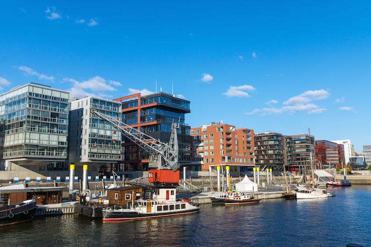 Hafencity in Hamburgs Premiumimmobilien nochmals im Aufwind