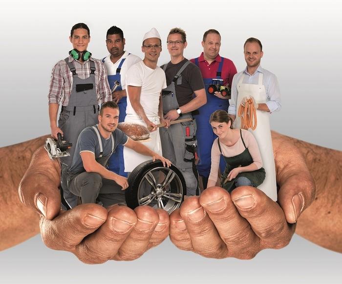 Mu Nchener-Verein-Dt -Handwerker-BU-1 in Münchener Verein bringt neuen BU-Tarif für Handwerker
