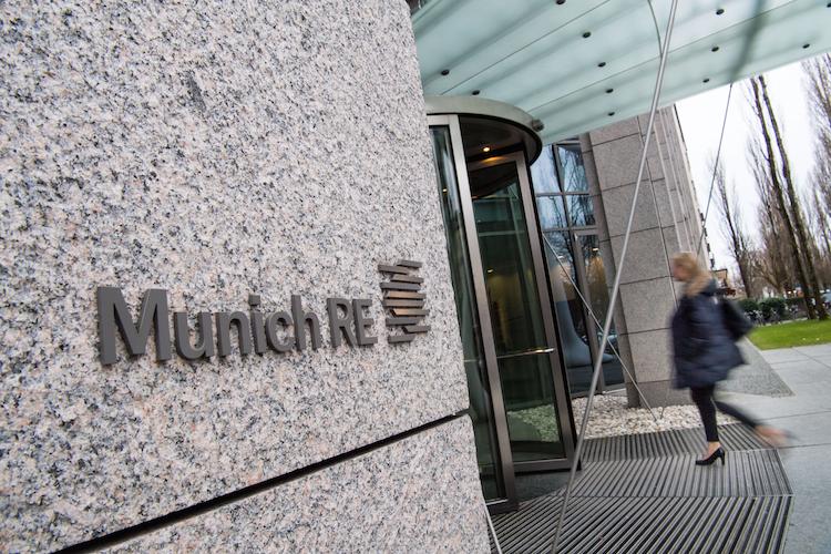 Munich Re spricht über Verkauf ihrer Vermögensverwaltung
