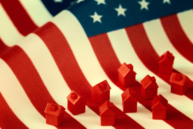 USA: Baubeginne fallen deutlich stärker als erwartet
