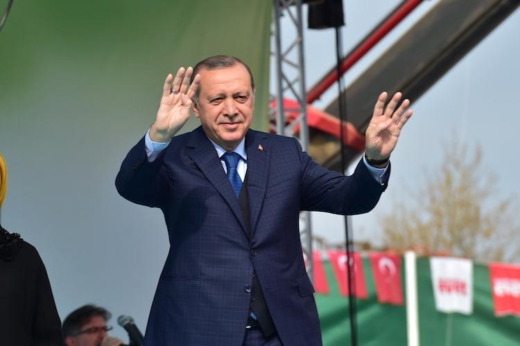 Erdogan-tuerkei-shutterstock 615691511 in Türkei: Keine uneingeschränkt positiven Nachrichten für Investoren