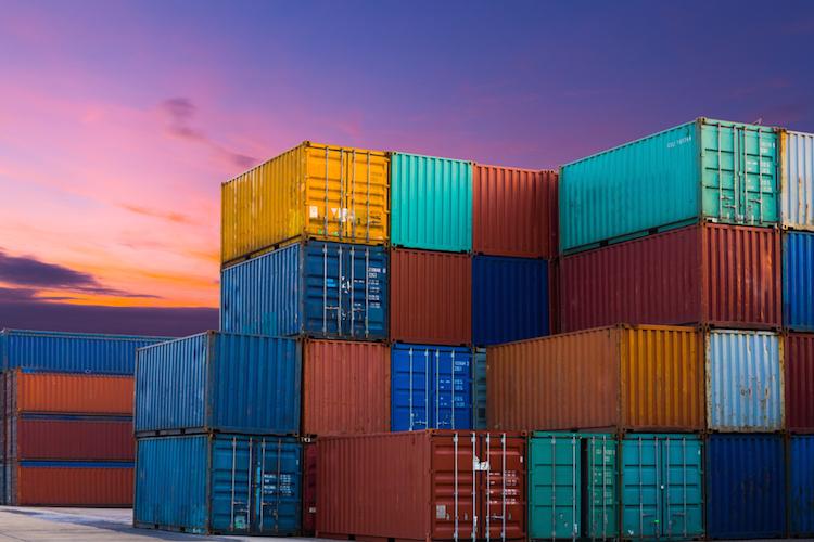 Shutterstock 769666699 in P&R: Auch Container mit Eigentums-Zertifikat fehlen