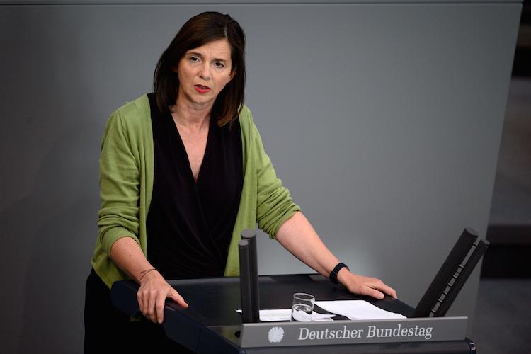 Katrin-Go Ring-Eckardt in Grünen-Fraktion fordert Sofortprogramm für bezahlbares Wohnen