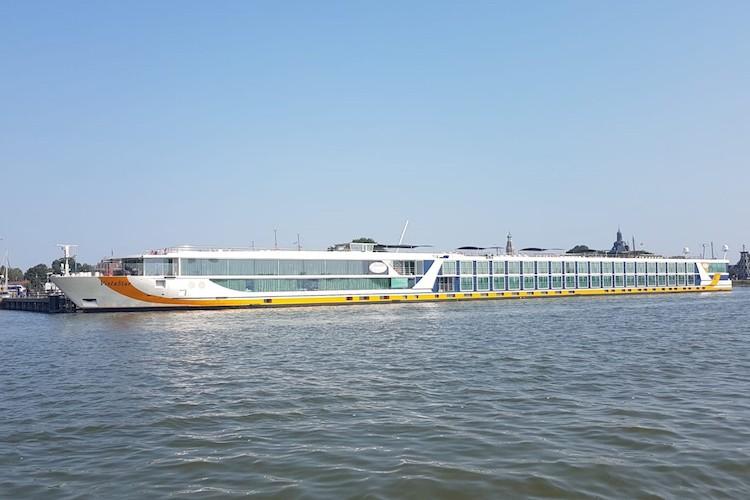 VistaStar Enkhuizen Klein in PCE übernimmt siebtes Flusskreuzfahrtschiff