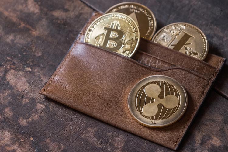 Krypto-bitcoin-litecoin-ripple-ethereum-shutterstock 1076473562 in Kryptowährungen auf dem Weg zum Hauptzahlungsmittel?