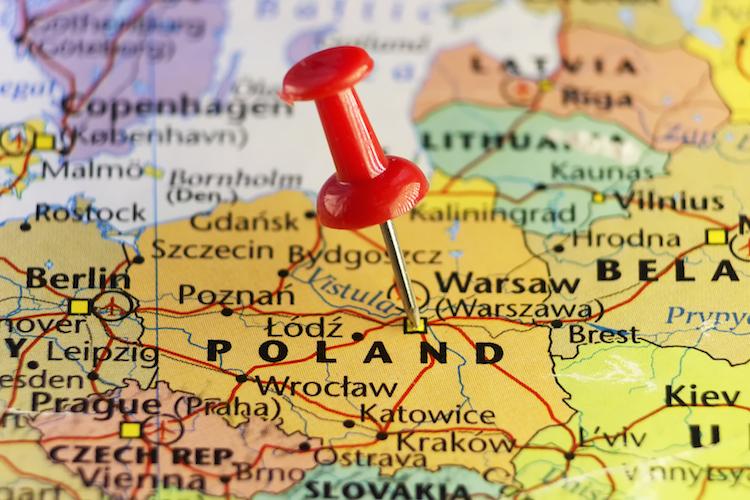 Shutterstock 510294343 in Investmentvolumen bei Gewerbeobjekten: Polen top, Rumänien flop