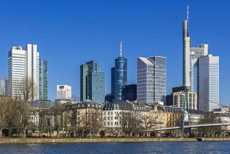 108096161 in Studie: Homeoffice lässt Bürobedarf in Frankfurt sinken