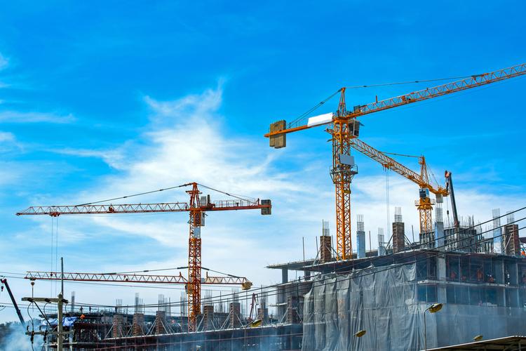 Bau in Mehrheit der Deutschen findet: Es wird zu wenig gebaut