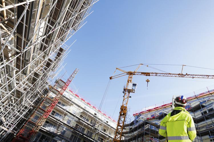 Baubranche in Immobilienbranche steht vor einer Reihe von Herausforderungen in 2019