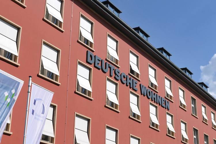 Deutsche-Wohnen in Deutsche Wohnen dementiert Kaufabsicht in Kreuzberg