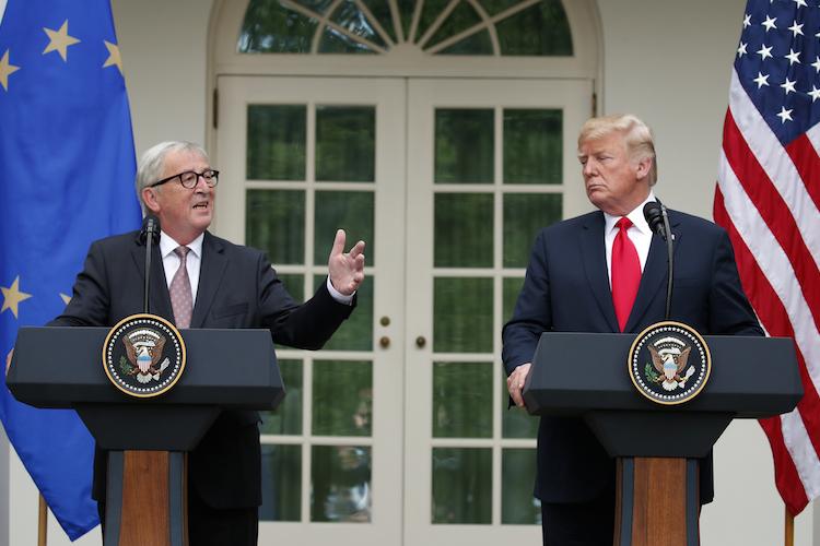 Juncker-Trump-Handel-EU-USA-106868471 in Die EU ist fast so schlimm wie China