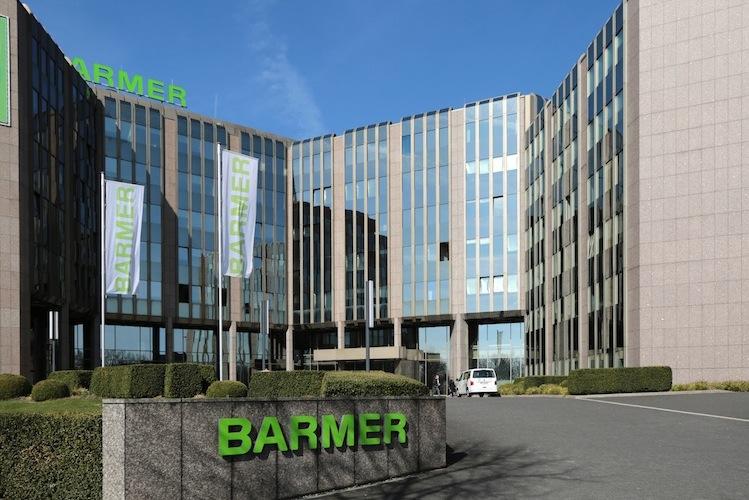 Barmer-hauptverwaltung-wuppertal in Barmer Krankenhausreport: Immer mehr Krankenhausaufenthalte wegen Depressionen