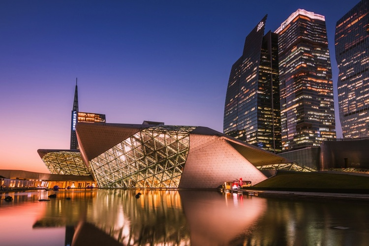 Guangzhou-china-shutt 372008167 in Premiumimmobilien: Global schwächstes Preiswachstum seit 2012
