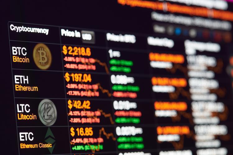 Krypto-bitcoin-ethereum-litecoin-boerse-handel-exchange-crypto-shutterstock 677490325 in Börse Stuttgart erweitert ihre Infrastruktur für Kryptowährungen