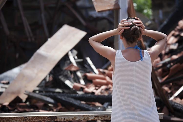 Shutterstock 38220112 in Feuerschäden: Welche Versicherung wann haftet