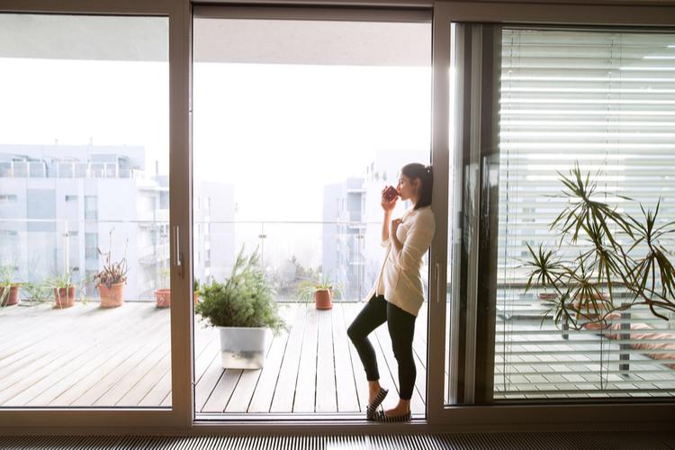 Wohnqualität: Balkonanbauten stark gefragt