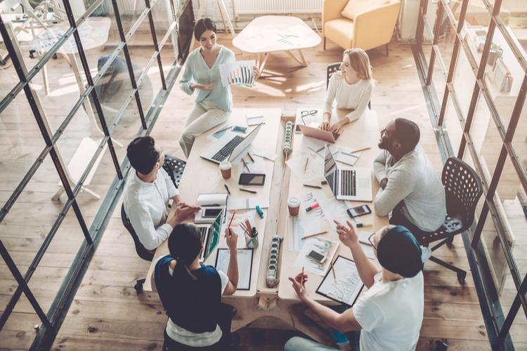 Arbeiten in der Bürogemeinschaft: Der Trend zum Coworking