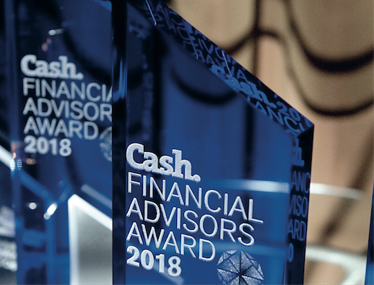 FAA2018 in Die Nominierten der Financial Advisors Awards 2018 stehen fest