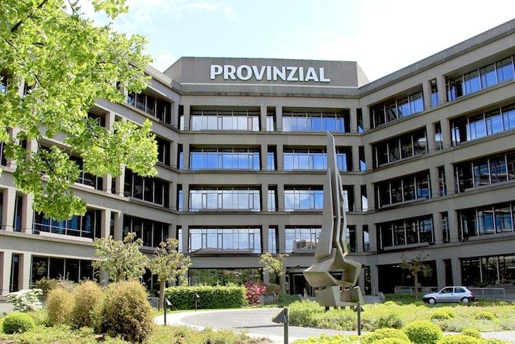 Pressefoto Provinzial-NordWest in Provinzial Rheinland und NordWest wollen fusionieren - Verdi alarmiert