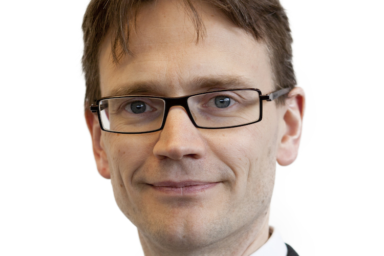 Erik Rubingh ist Head of Systematic Strategies bei BMO Global Asset Management