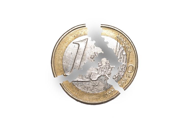 Euro-broken in Vertrauen in die Altersvorsorge erodiert weiter