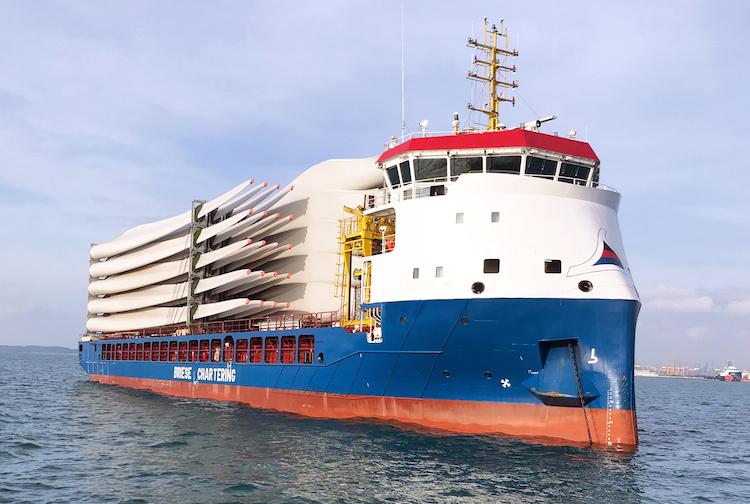 Oltmann in Neue Schiffsbeteiligung für Privatanleger