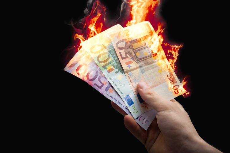 Sparpotenzial: Deutsche verschwenden 48 Milliarden Euro