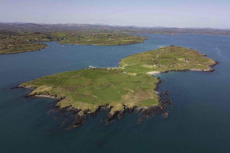 Horse-island-engel-voelkers in Ab auf die Insel: Privatinsel in Irland steht zum Verkauf