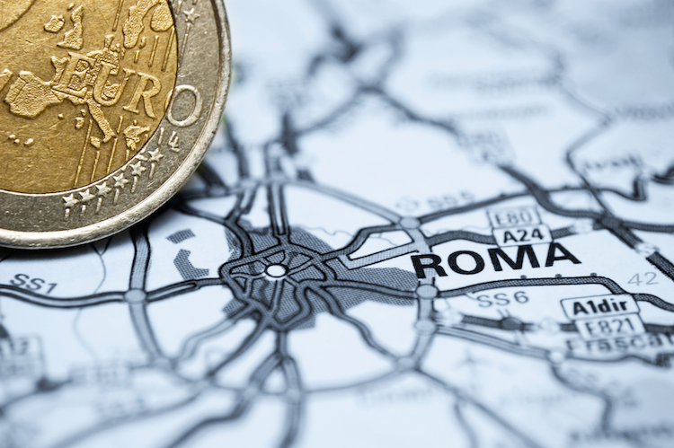 Rom-italien-schulden-euro-shutterstock 80776738 in Erleichterung für Italiens Aktienmärkte