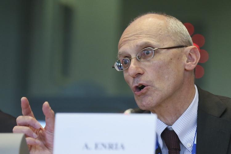 Andrea-enria-ezb-84275791 in EZB nominiert neuen Chef für die Bankenaufsicht